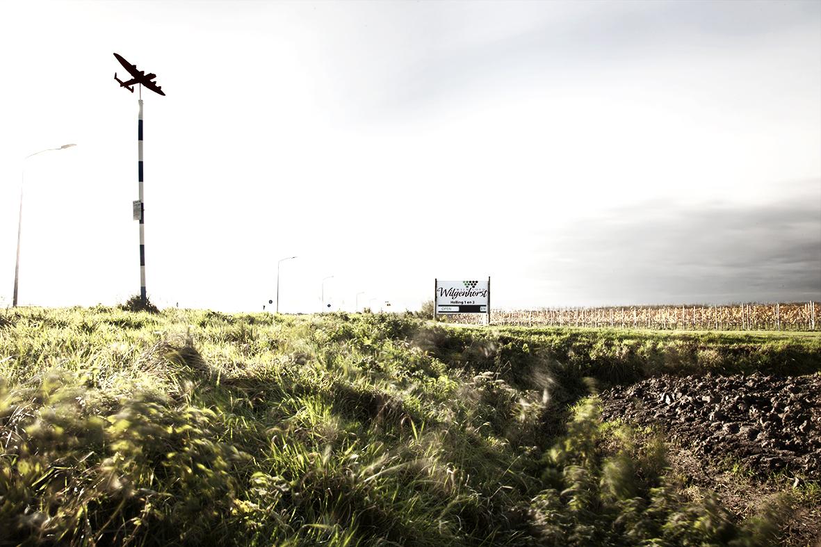 Martijn Voorhout fotografie Luchtoorlog 20-11-1944 IJsselmeer